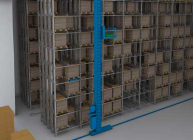 BLDC-motor för förarlösa transportsystem inom logistik