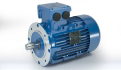 Universal motor in 20 variants for worldwide use