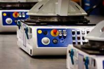 Réseau radio à faible consommation d'énergie pour AGVS en intralogistique