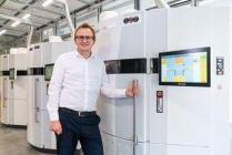 La capacità di stampa 3D per la produzione di parti di usura durevoli è triplicata