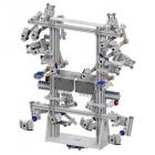 Pinces de robot de la pratique pour la manipulation des tâches