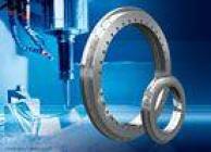 Cojinetes de precisión para máquinas herramientas para posicionar platos giratorios o mesas giratorias
