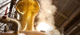 自動ウィスキー蒸留所の安全な制御と信号伝達
