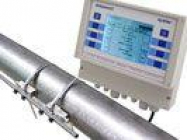高度なデータロガー機能を備えた超音波流量計