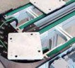 Conveyor technology and transfer systems for automation and material flow