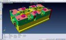 Nuevas características para los diseñadores de moldes de inyección