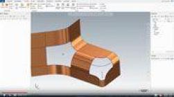 Cree superficies complejas de forma libre con el software CAD / CAM