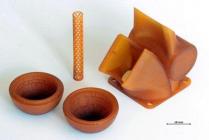 Fotopolimero per stampa 3D ad alta precisione con temperatura di esercizio superiore a 250 ° C