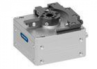 Low-wear swivel module with 24V technology and auto-learn function