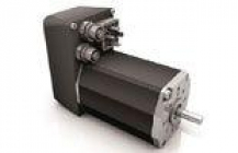 Brushless DC motor with Profinet interface