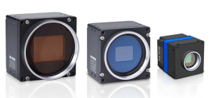 GigE Vision industrial camera with 1,1 GB / s bandwidth