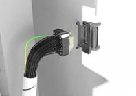 Miniatyranslutningar för säker signalöverföring