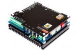 Convertisseur CC pour le contrôle de la vitesse et du courant des moteurs CC à balais