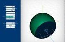 Configurador de asas y perillas bola de la impresora 3D