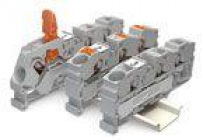 Proven terminal blocks now also with pusher or lever