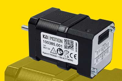 stepper motor with controller