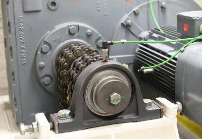Capteurs de vibrations d'IFM