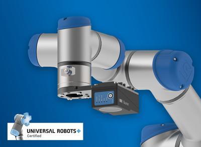 ビジョンセンサーが協調ロボットを制御