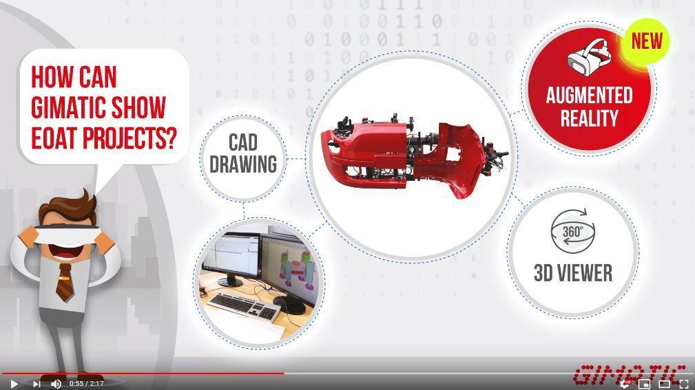 EO (Robot) AT Solutions Visualisez 4.0 avec la réalité augmentée