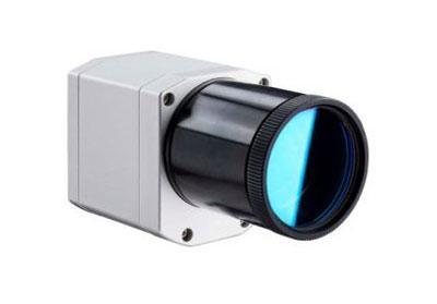 Une caméra infrarouge pour le traitement au laser détecte des températures allant jusqu'à 1900 ° C