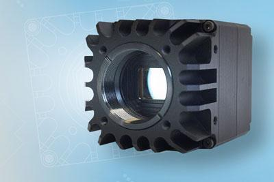 Камера Swir с двухрежимным датчиком Ingaas для применения в диапазоне ns