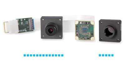Embedded vision solutions for NXP's i.MX 8 processors