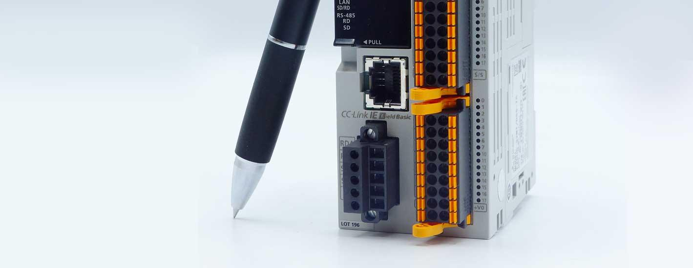 PLC ultra compacto con acceso a internet y capacidad de red