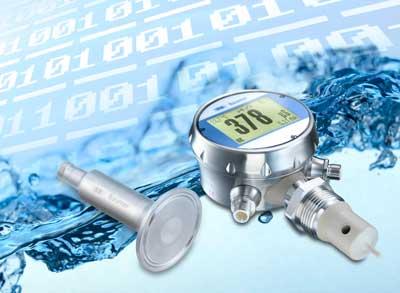 IO-Linkセンサーは、最も広範な診断データを提供します