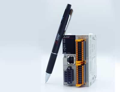 CLP ultra compacto com acesso à Internet e capacidade de rede