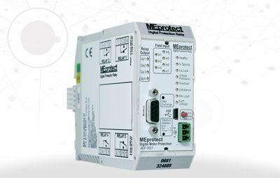 Digital protection relay for intelligent energy monitoring
