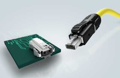 Single pair Ethernet becomes the standard industrial interface