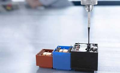 Electro casting resins reliably cool electrical and electronic components
