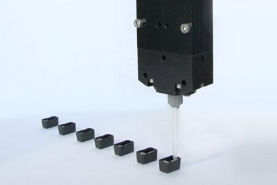 Optimerad dispenser-serie och nytt rotormaterial för doseringsteknik