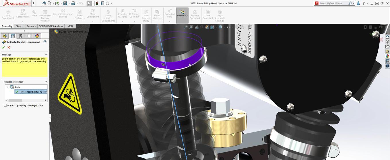 Sömlös CAD-integration av Solidworks 2020 med 3D Experience