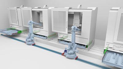 Linjära rörelsessystem för effektiv automatisering i industrimaskiner