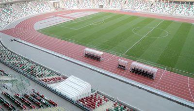 Linjär teknik för skakningsfria bilder på fotbollsplanen