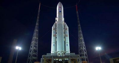Roulements hybrides dans le satellite pour une mission Mercury de sept ans dans l'espace