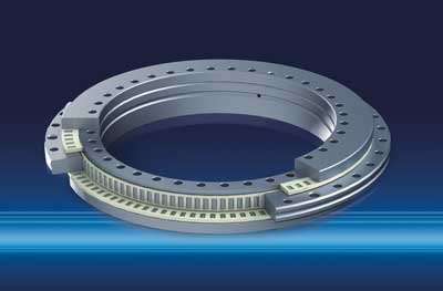 Load-bearing, rigid cylindrical roller bearings for machine tools