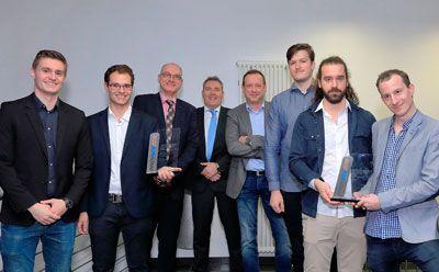 Innovace 2018: un prix étudiant pour deux équipes gagnantes