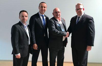 Harting e Heilind Electronics si uniscono alla partnership globale
