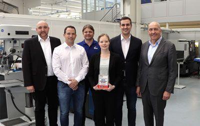Kipp is one of Germany's best training companies