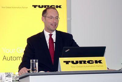 Dubbelcijferige groei bij Turck opnieuw