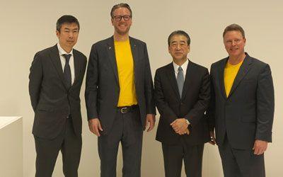 Harting en Hirose gaan door met single-pair Ethernet-technologie