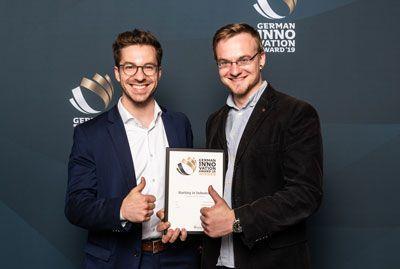Harting's connector ix Industrial wint Duitse Innovation Award