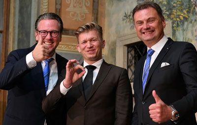 25 anni Harting in Repubblica Ceca