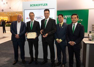 Schaeffler en Mitsubishi Electric kondigen wereldwijde strategische samenwerking aan