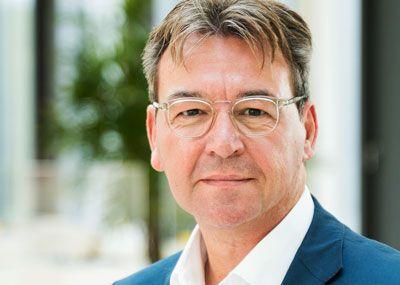 Dirk Wunder neemt corporate marketing over bij Turck