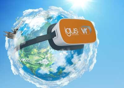 Igus visar nu virtuell fabrik i kundservice