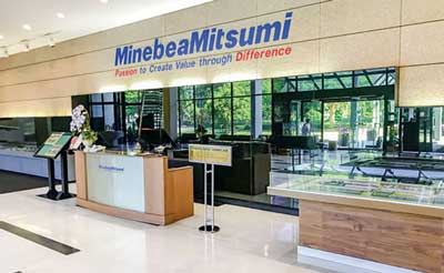 Minebea Mitsumi tar över drivelementspecialisten