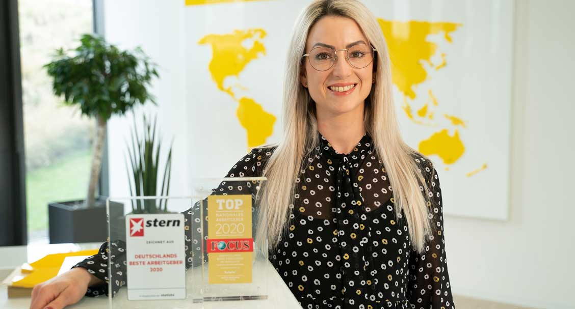 Turck continue d'être parmi les meilleurs employeurs d'Allemagne